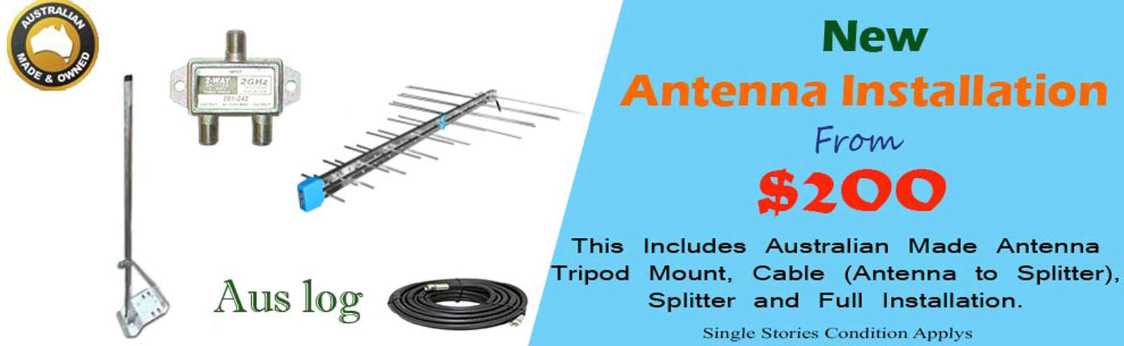 TV Antenna installation Melbourne | TV Wall Mount Melbourne ... on